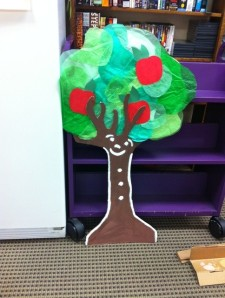 gingerbread tree 1