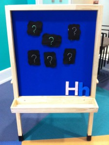 mystery board h