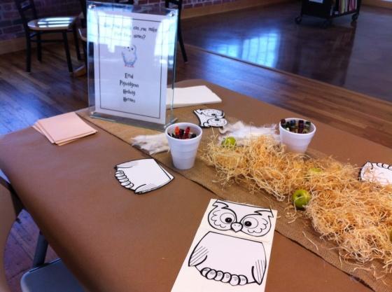 owl station