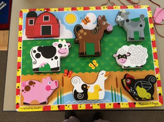 farm puzzle